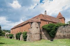 Jurisics Burg in der Altstadt von Güns