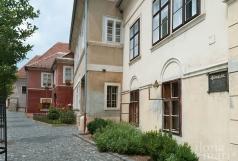 Rajnis Jozsef utca in der Altstadt von Köszeg