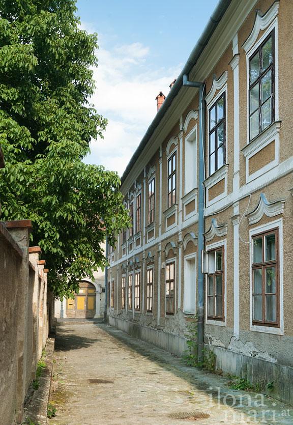 Bem Jozsef utca in der Altstadt von Güns