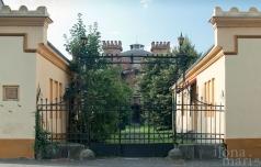 Ehemalige Synagoge vor der Altstadt von Güns