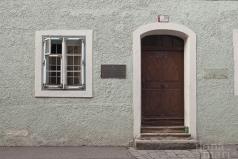 Vaterhaus des Malers Albin Egger-Lienz