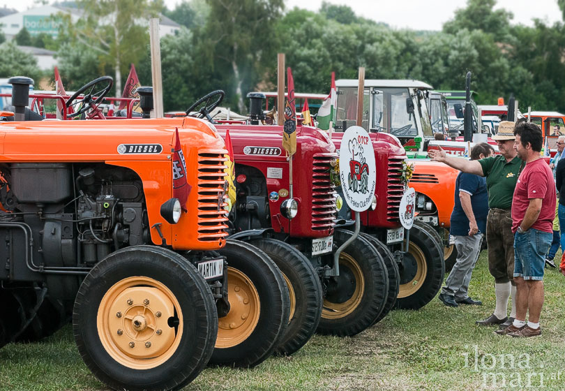 Youngtimer Traktoren