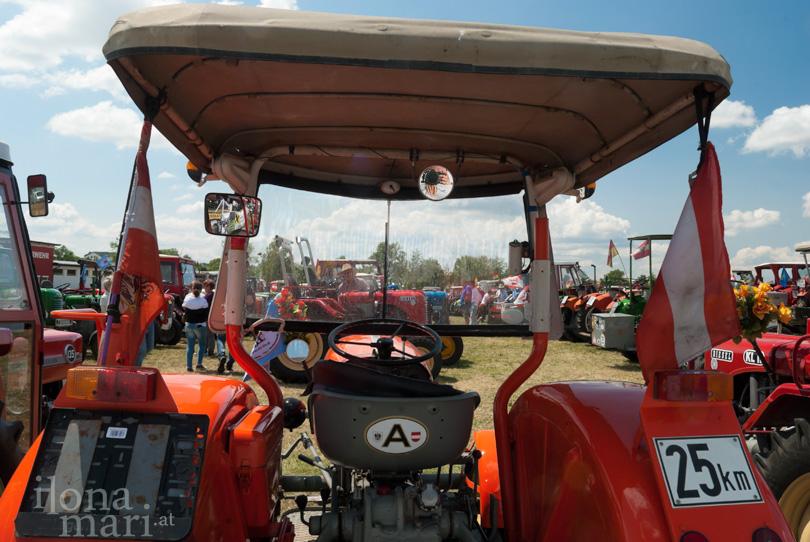 Traktor Treffen in Horitschon